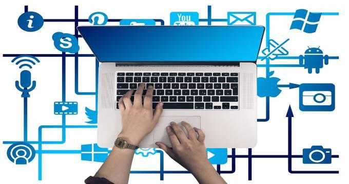 best laptops for social media